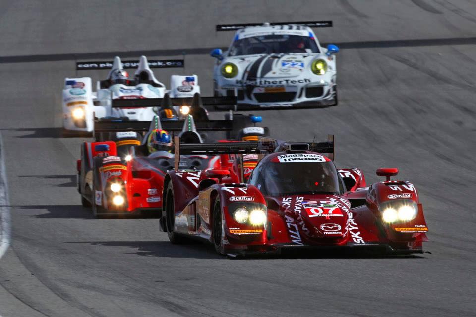Mazda Raceway Laguna Seca >> MZ Racing - MAZDA Motorsport - Mazda LMP2 SKYACTIV-D finishes 7th at TUSC, Mazda Raceway Laguna Seca