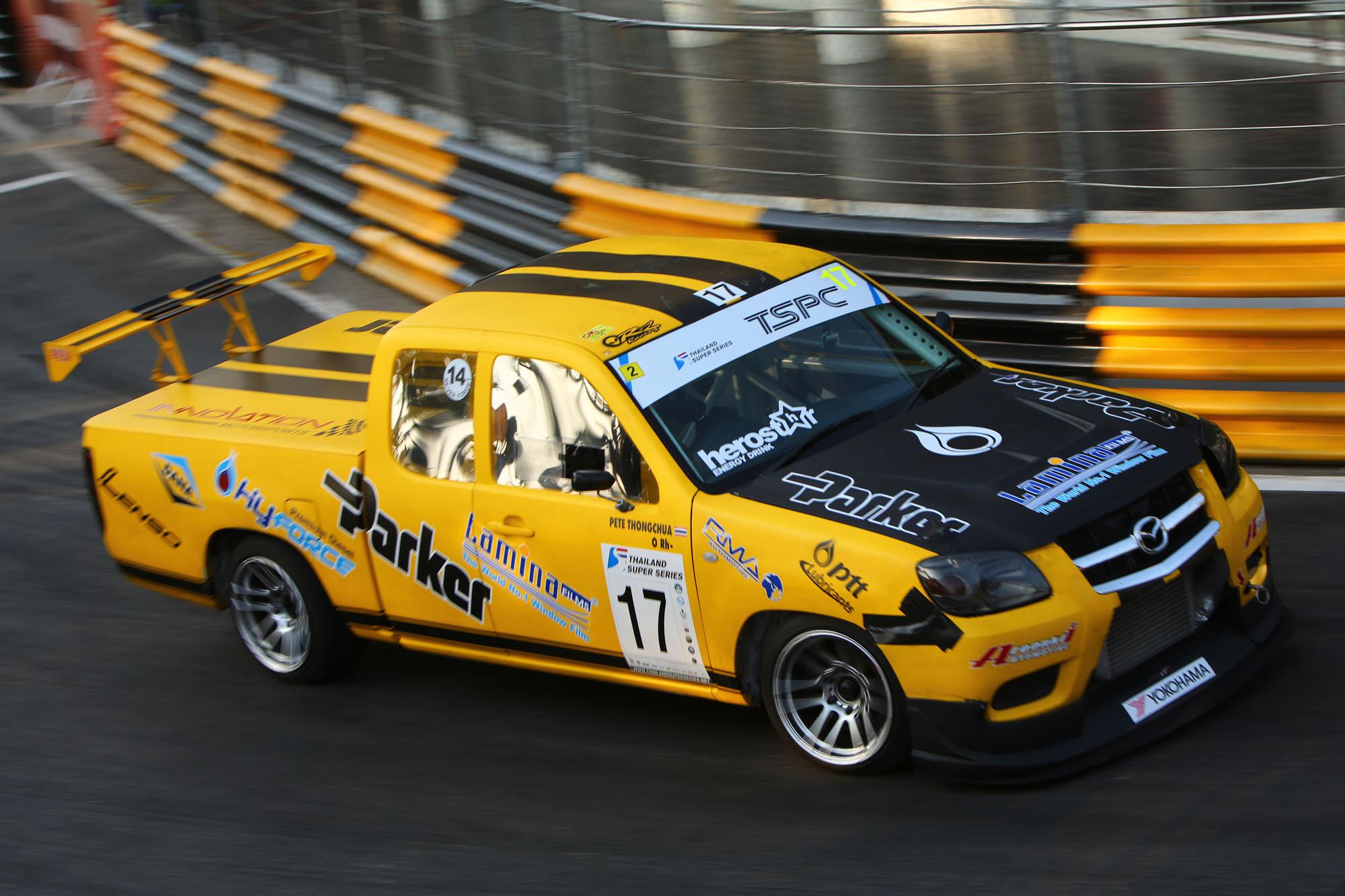 MZ Racing - MAZDA Motorsport - Mazda BT50 Achieves Turnaround ...