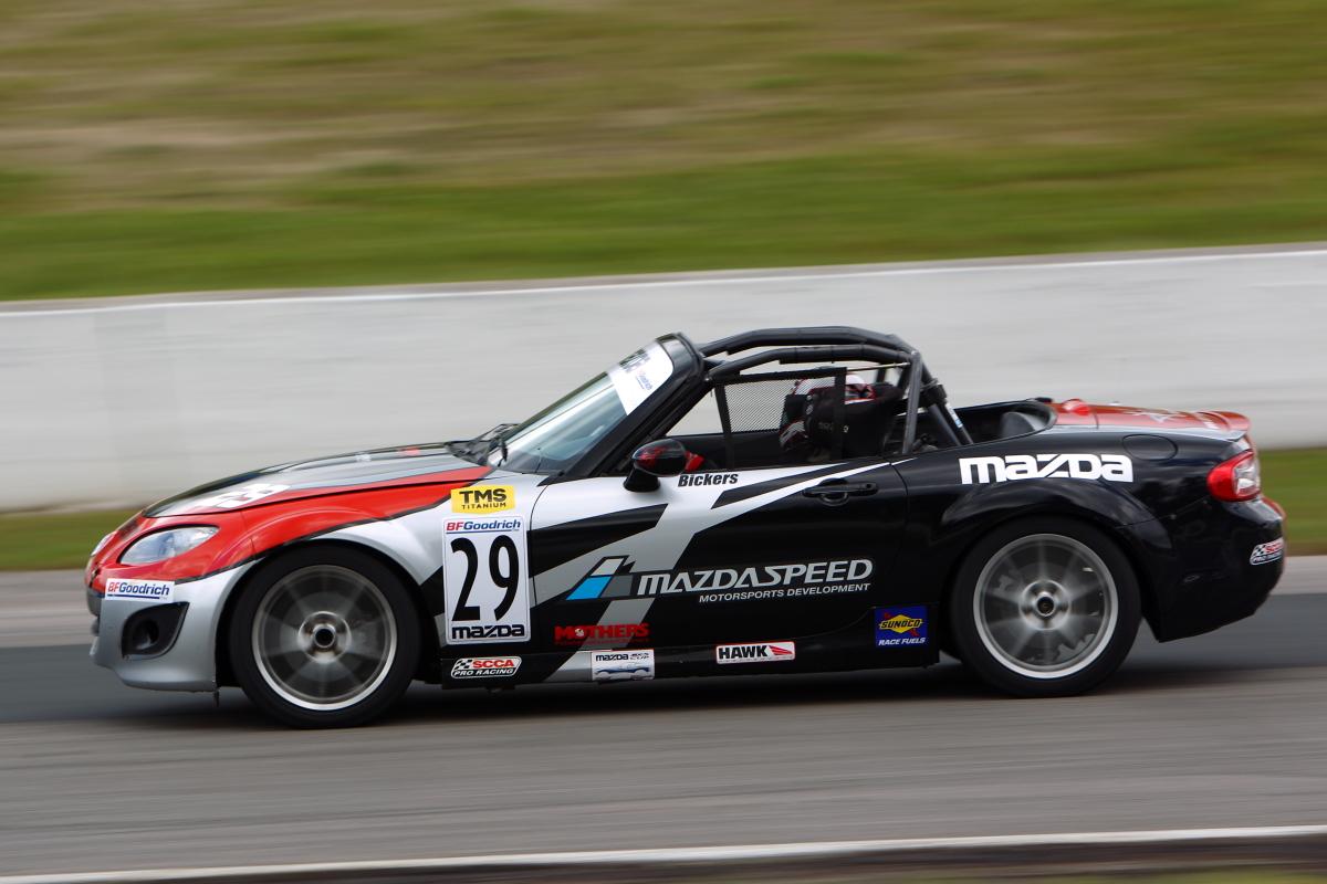 Battery Tender Mazda MX 5 Cup Series To Kick Off At Sebring