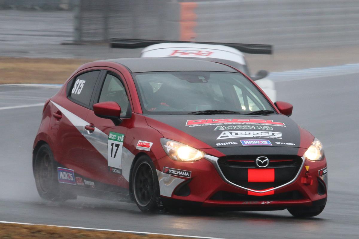 mz racing - mazda motorsport - development underway for s-tai spec