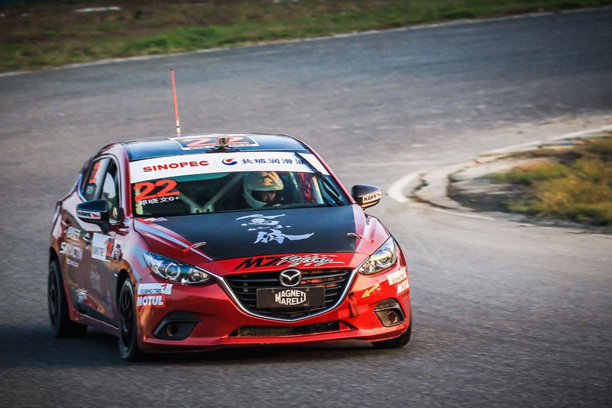 MZ Racing - MAZDA Motorsport - Mazda 3 and Mazda 6 Show ...