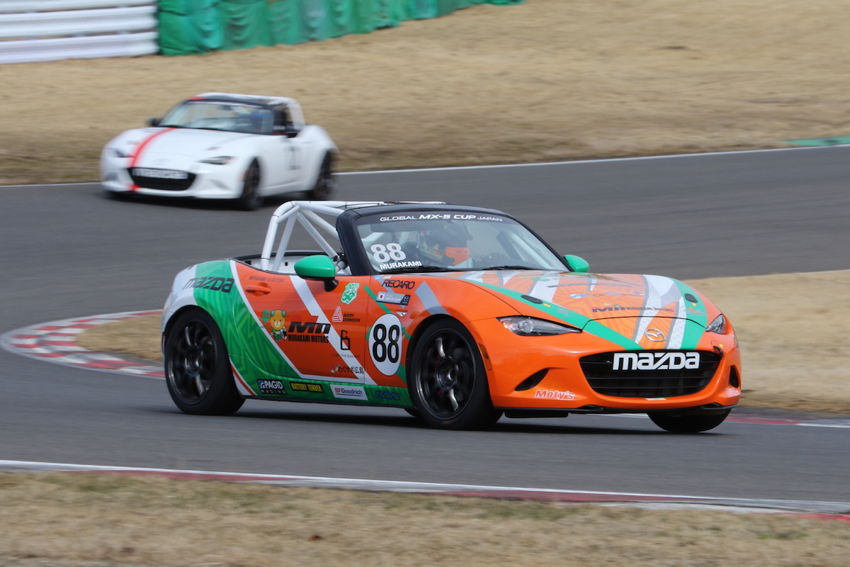GLOBAL MX 5 CUP JAPAN Joint Test ① Sportsland SUGO